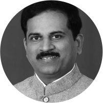 Kishore Shitole Chairman of Deogiri Bank